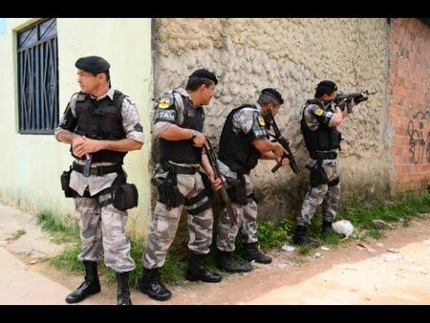 Policia Militar ROTAM - Belém do Pará EP 01