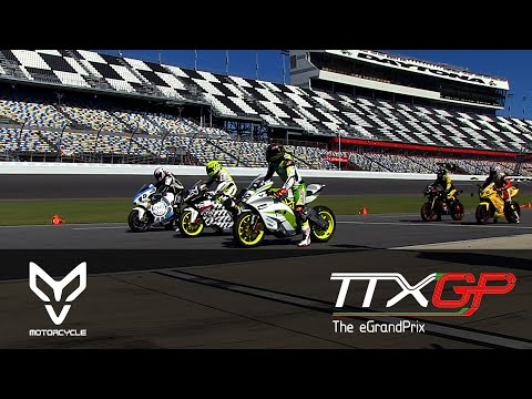 TTXGP Electric Motorcycle World FInal 2012 - Daytona International Speedway