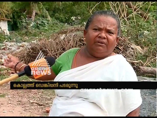 Dengue Fever spreads in Kollam