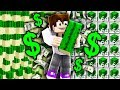 HOW TO MAKE THE MOST MONEY AS A NOOB! (Minecraft Skyblock)