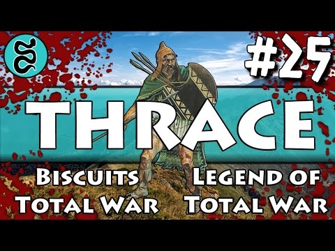 "Rome Total War - Thrace Co-Op Campaign ""Consuls of Thrace"" Part 25"