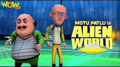 MOTU PATLU movies for KIDS Motu Patlu In Alien World Full Movie