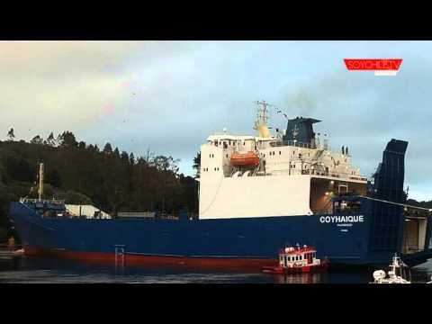 Nuevo transbordador ofrecerá servicios desde Puerto Montt a Punta Arenas