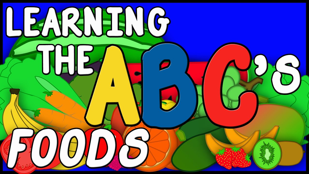 foods that start with q learn the abcs with foods animated alphabet song 11316