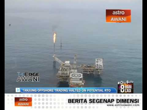 Tanjung Offshore trading halted on potential RTO by Bourbon Asia