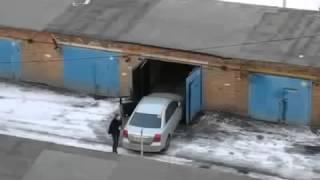 видеоурок для женщин (паркуем авто)