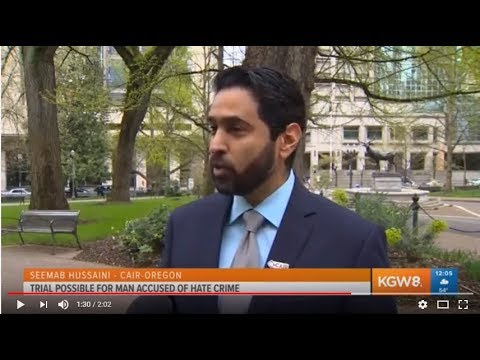 Video: CAIR-Oregon Rep Comments on Anti-Muslim Hate Crime Trial