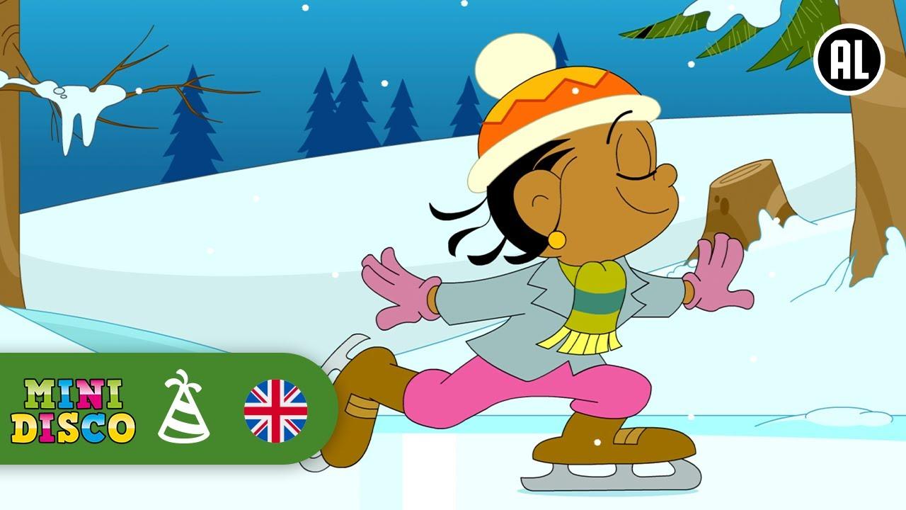 winter wonderland christmas songs for children christmas cartoons for kids by minidisco - Children Christmas Songs
