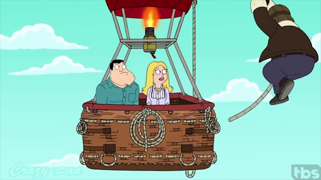 American Dad - The Future Is Borax ( Part 3) - YouTube