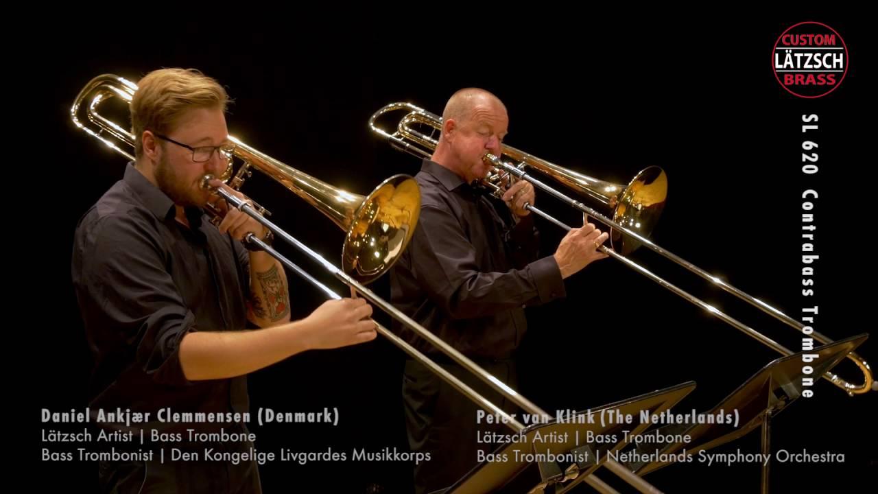 Lätzsch SL620 Professional Contrabass Trombone