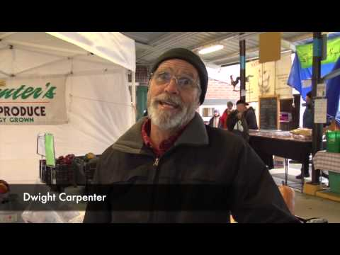 Holiday Traditions at The Farmer's Market - The Michigan Daily