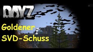 DayZ - Goldener SVD-Schuss