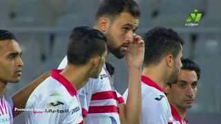 ركلات ترجيح الزمالك vs سموحة | 5 - 4 نهائي كأس مصر 2017 - 2018 ( تعليق أحمد شوبير )