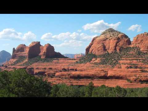Scott August: Solstice Song for two NAF (Native American Style Flutes)