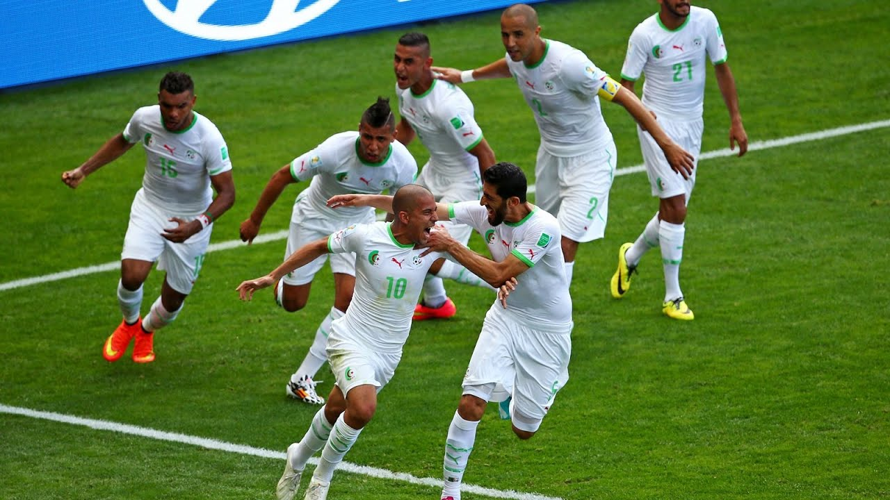 Algeria - 2014 World Cup Review   All Goals HD