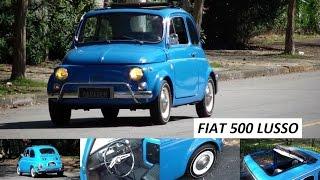Garagem do Bellote TV: Fiat 500 L é o verdadeiro símbolo da Itália