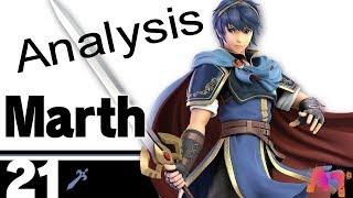 Super Smash Bros. Ultimate- Marth Analysis/Speculation