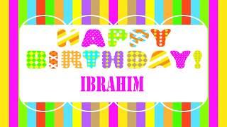 Ibrahim Wishes & Mensajes - Happy Birthday