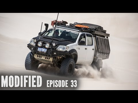 Toyota Hilux Review, Modified Episode 33