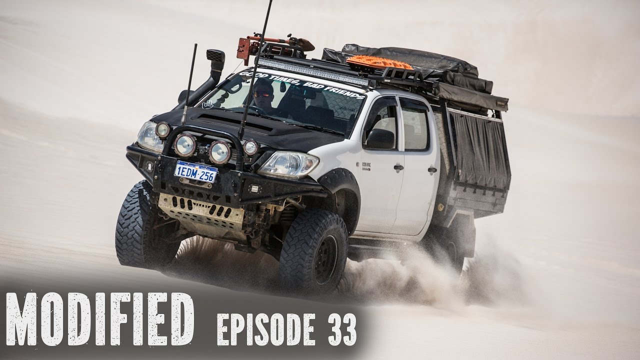 Toyota Hilux Review Modified Episode 33 Youtube