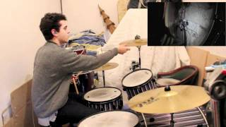 BEST DRUM COVER - TWO STEPS TWICE - FOALS
