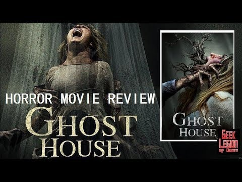 GHOST HOUSE ( 2017 Scout Taylor-Compton ) Haunted Thailand Horror Movie Review