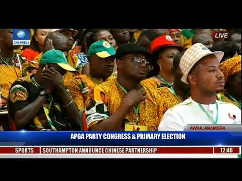 APGA Party Congress & Primary Election Pt.3  l Live Coverage l
