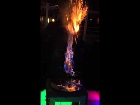 Fire in D'zeo