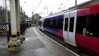 Northern Rail Class 333 Departing Shipley (25/2/17)