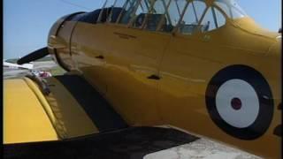 Prairie Places: Brandon Air Museum