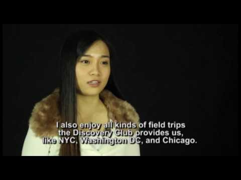 Chinese Student Experience at IUP (Indiana University of Pennsylvania)