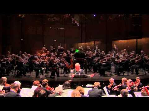 Symphony of the Potomac, Beethoven Symphony #5, 1st mvt