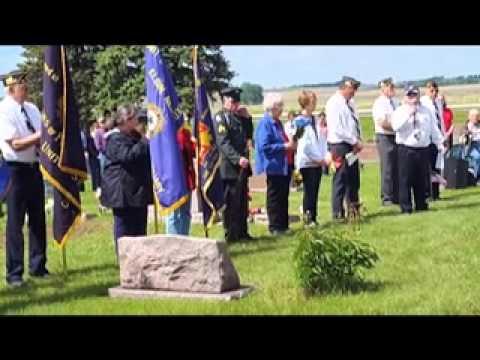 Elgin Nebraska Memorial Day 2015