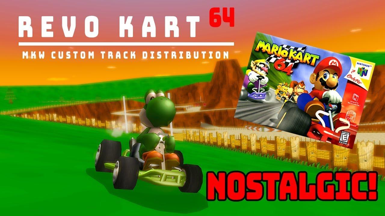 all mario kart 64 tracks