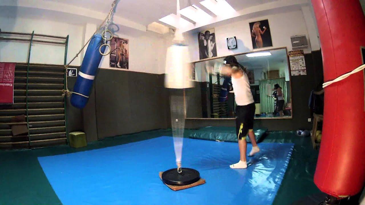 Almeria boxeo barrilado gimnasio en calle pablo iglesias for Gimnasio de boxeo