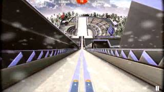 Ski Jumping 12 - Mobile Gameplay