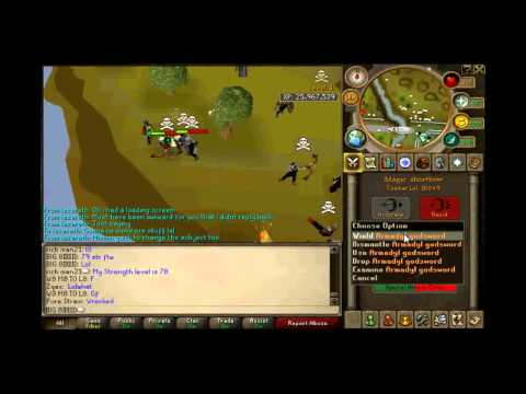 Exactly 9001 PK video 3 Welfare AGSing Barrows Pure