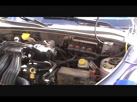 hqdefault 2003 pt cruiser air intake install youtube