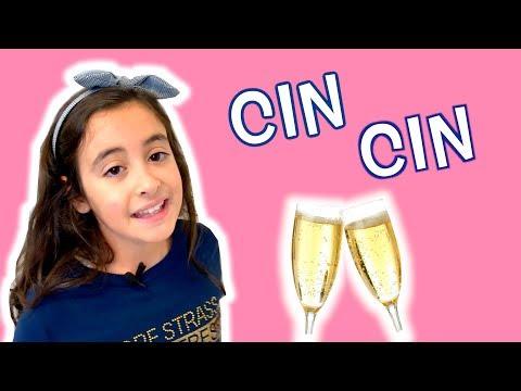 Cin Cin - 🥂 - Alfa - Sofia Del Baldo Cover - 💖 - KaraSofy
