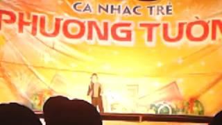 Bé Tin Tin đi diễn ở ( Tân Châu ) - Anh Ba Khía