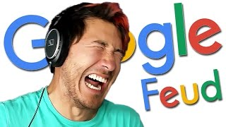 LAUGHING MYSELF STUPID | Google Feud #2