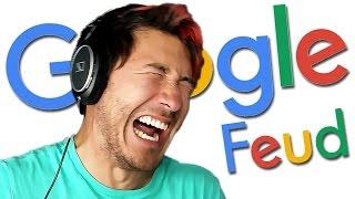 LAUGHING MYSELF STUPID | Google Feud #2