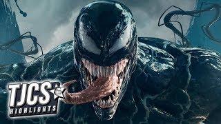 New Venom Poster Keeps Venom Front And Center