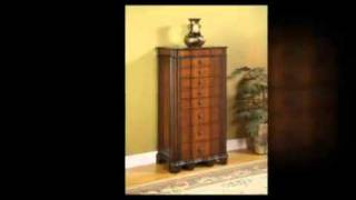 Beautiful Jewelry Armoire And Jewelry Box Selections