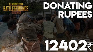 Donating 12402/- Rupees To Kerala Floods Relief Fund | KTX Telugu Gamer