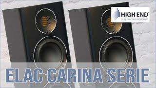 ELAC Carina Serie vorgestellt (FS 247)