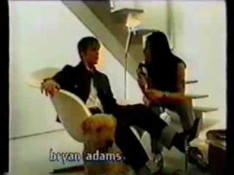 mel c and bryan adams relationship