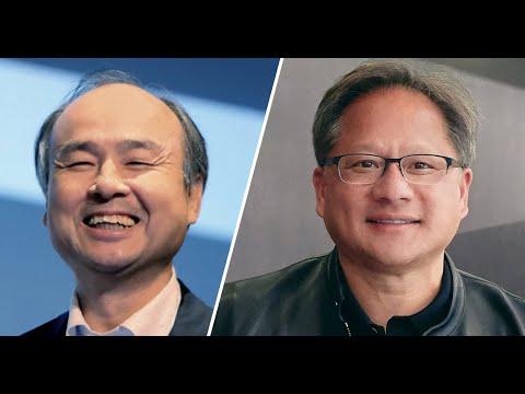 Softbank Group, NVIDIA CEOs on What's Next for AI (Courtesy of SoftBank World 2020)