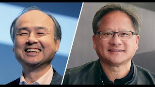 Softbank Group, NVIDIA CEOs on What's Next for AI (Courtesy of SoftBank World 2020)