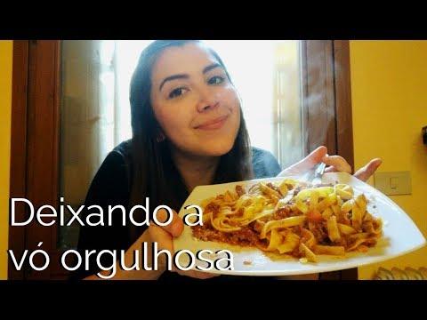 Como fazer MOLHO BOLONHESA com a RECEITA ORIGINAL italiana